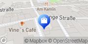Karte Telekom Shop Lübbecke, Deutschland
