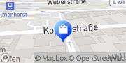 Karte Orthopädie - Schuhtechnik Ahrens & Mühlenhort GbR Delmenhorst, Deutschland
