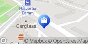 Karte PENNY-Markt Discounter Delmenhorst, Deutschland