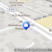 Karte Kurhessen-Apotheke Frankfurt Flughafen, Deutschland