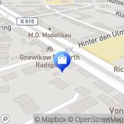 Karte Kurhessen-Apotheke Frankfurt am Main, Deutschland