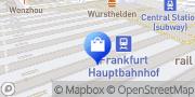 Karte Wolsdorff Tobacco Frankfurt am Main, Deutschland