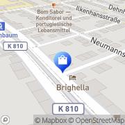 Karte Apotheke Am Lindenbaum Frankfurt am Main, Deutschland