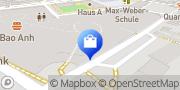 Karte Apollo-Optik Gießen, Deutschland
