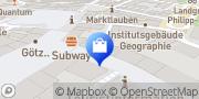 Karte Vodafone am Marktplatz Gießen, Deutschland
