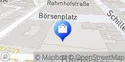 Karte Görtz Schuhe Frankfurt Flughafen, Deutschland