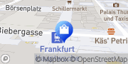 Karte WMF Frankfurt am Main, Deutschland