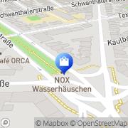 Karte Bonifatius-Apotheke Frankfurt am Main, Deutschland