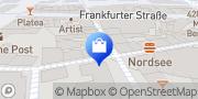 Karte Wolsdorff Tobacco Offenbach am Main, Deutschland