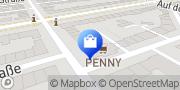 Karte PENNY-Markt Discounter Bremen, Deutschland