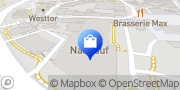 Karte Vodafone Shop Lage, Deutschland