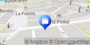 Karte Mächler Brillen und Contactlinsen AG Rapperswil, Schweiz