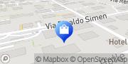 Map migrolino Shop Minusio, Switzerland