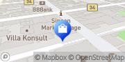 Karte Vodafone Shop Singen, Deutschland
