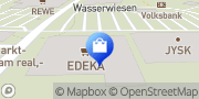 Karte EDEKA KOCHmarkt Balingen, Deutschland