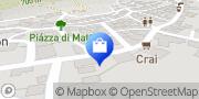 Map Farmacia Lema Novaggio, Switzerland