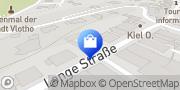 Karte EP:Fernseh Meier Vlotho, Deutschland