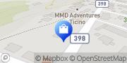 Map migrolino Shop Caslano, Switzerland