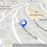 Karte eros-dessous Einzelhandel Weil der Stadt, Deutschland