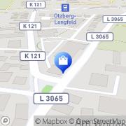 Karte Netto Filiale Otzberg, Deutschland