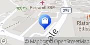 Map migrolino Shop Manno, Switzerland