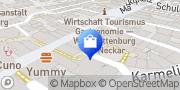 Karte Apollo-Optik Rottenburg, Deutschland