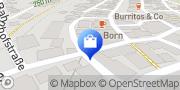 Karte Vodafone Shop Homberg, Deutschland