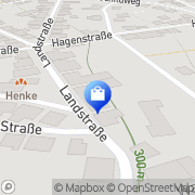 Karte Stadt-Apotheke Diemelstadt, Deutschland