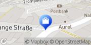 Karte Vodafone Shop Bückeburg, Deutschland
