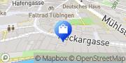 Karte o2 Shop Tübingen, Deutschland