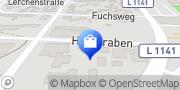 Karte Holzwerke TENTA GmbH Sachsenheim, Deutschland