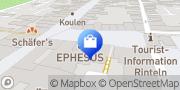 Karte Vodafone Shop Rinteln, Deutschland