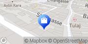 Karte Vodafone Shop Aschaffenburg, Deutschland