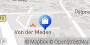 Karte Netto Filiale Hemmoor, Deutschland