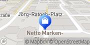 Karte Netto Filiale Heilbronn, Deutschland