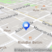 Karte D. Schmidt & A. Labanz Reutlingen, Deutschland