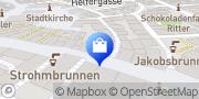Karte o2 Shop Stuttgart, Deutschland