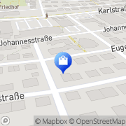 Karte Anja Kitt Filderstadt, Deutschland
