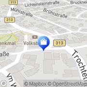 Karte Alb-Apotheke Engstingen, Deutschland