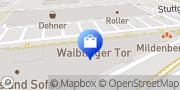 Karte Multipolster -  Waiblingen Waiblingen, Deutschland