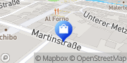 Karte Vodafone Shop Esslingen, Deutschland