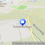 Karte Arthur Bay Heiligenberg, Deutschland