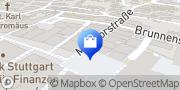 Karte Vodafone Shop Winnenden, Deutschland