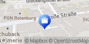 Karte Vodafone Shop Rotenburg, Deutschland