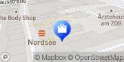 Karte Apollo-Optik Flensburg, Deutschland