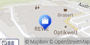 Karte Telekom Shop Öhringen, Deutschland