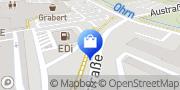Karte Grabert Öhringen, Deutschland