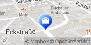 Karte Vodafone Shop Bad Saulgau, Deutschland