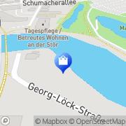 Karte https://www.wampel.net Itzehoe, Deutschland