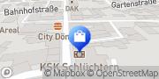 Karte Vodafone Shop Schlüchtern, Deutschland